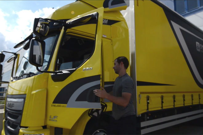 Synetrans digitalizuje nákladní dopravu - Preview Image